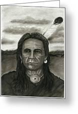 Yankton Lakota Greeting Card