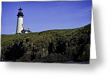 Yaquina Head Greeting Card