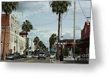 Ybor City Greeting Card