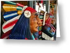Ybor Tribe Greeting Card