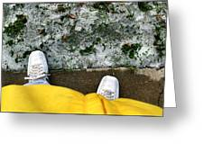 Yellowjacketcomp 2009 Greeting Card