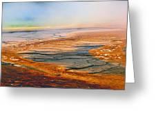 Yellowstone 18 Greeting Card