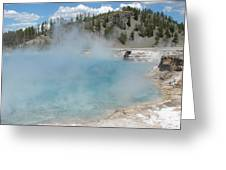 Yellowstone 2 Greeting Card