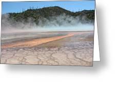 Yellowstone 4 Greeting Card