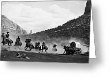 Yellowstone Kelly 1 Greeting Card
