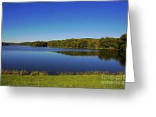Yellowwood Lake 1 Greeting Card