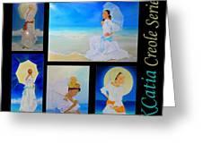 Yemaja Creole Series Greeting Card