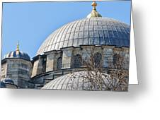 Yeni Cammii Mosque 03 Greeting Card
