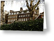 Yeoman Warders Quarters Greeting Card