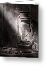 Yesterday's Light Greeting Card by Tom Mc Nemar