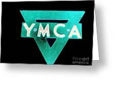 Ymca Greeting Card