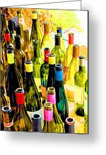 You Are Invited To A Wine Tasting... Greeting Card