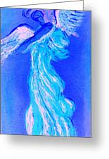 Your Angel Is Waiting II Greeting Card