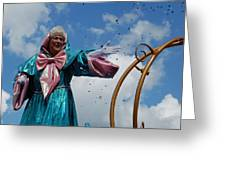 Your Fairy Godmother Greeting Card