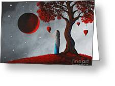 Your Love Lives On By Shawna Erback Greeting Card