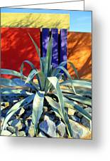 Yucca Color Greeting Card