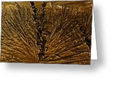 Yucca Gold Greeting Card