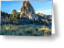 Yucca Uprising Greeting Card