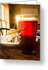 Yuengling Sparkle Greeting Card