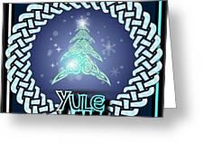 Yule Festival Greeting Card