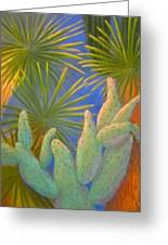Yuma Conservation Garden Greeting Card