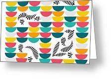 Zcraze Greeting Card by Kenneth Feliciano