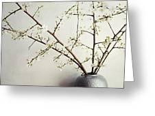 Zen Bouquet Greeting Card by Lupen  Grainne