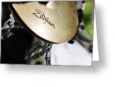 Zildjian Hi-hat Greeting Card