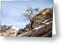 Zion National Park 1 Greeting Card