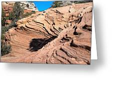 Zion Ripples Greeting Card
