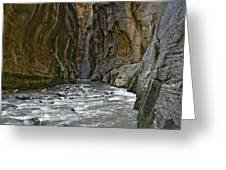 Zions 002 Greeting Card