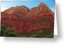 Zions Work Greeting Card