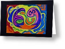 Zodiac #69 Greeting Card