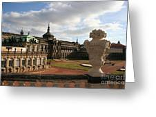 Zwinger Dresden - Germany Greeting Card