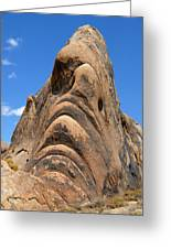 Alabama Hills Monster Greeting Card