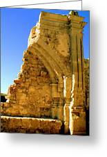 Mission San Joan Capistrano Greeting Card