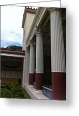 Roman Column  Greeting Card