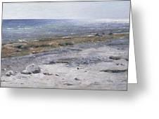 The Beach Mols Greeting Card