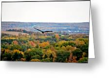 001 Letchworth State Park Series  Greeting Card
