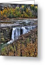 0016 Letchworth State Park Series  Greeting Card