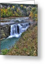 0021 Letchworth State Park Series Greeting Card