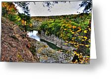0023 Letchworth State Park Series Greeting Card