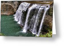 0037 Letchworth State Park Series Greeting Card