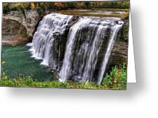 0046 Letchworth State Park Series  Greeting Card