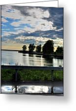 01 Reflecting Greeting Card