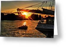 010 Empire Sandy Series Greeting Card