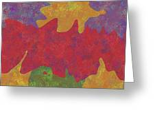0146 Abstract Thought Greeting Card