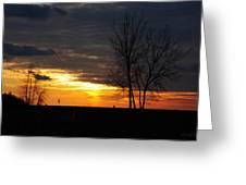 02 Sunset Greeting Card