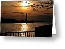 020 Sunset Series Greeting Card
