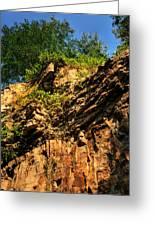023 Niagara Gorge Trail Series  Greeting Card